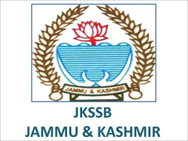 New Tentative Calendar of CBT/Skill Test / Written Examinations scheduled to be held by J&K Services Selection Board for posts of various Department