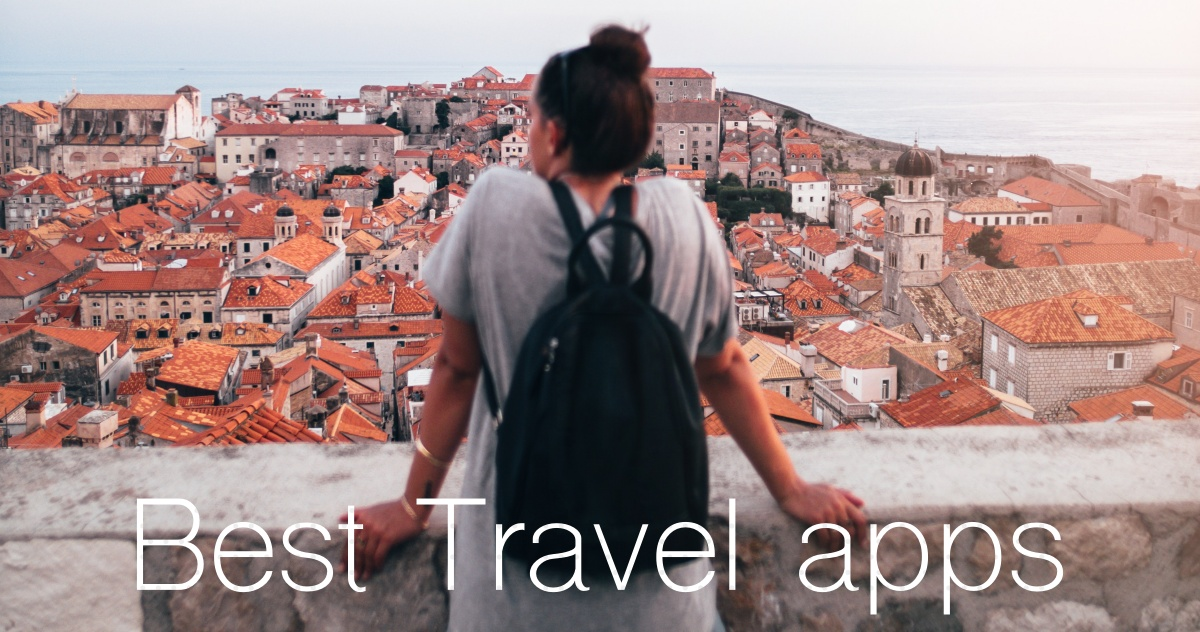Best Travel Apps for iPhone & iPad