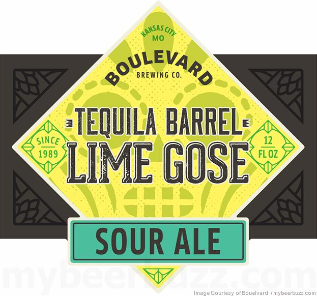 Boulevard Updates Tequila Barrel Lime Gose