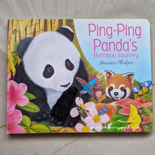 ping ping panda's bamboo journey