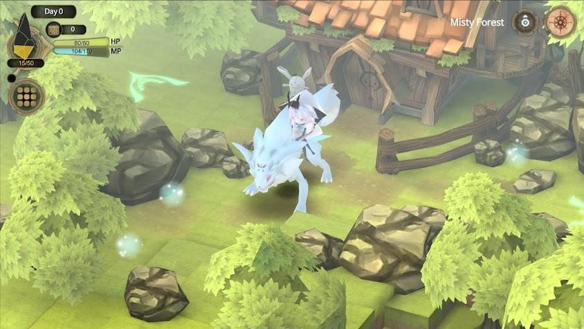 WitchSpring3 Screenshot