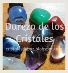Dureza de los cristales