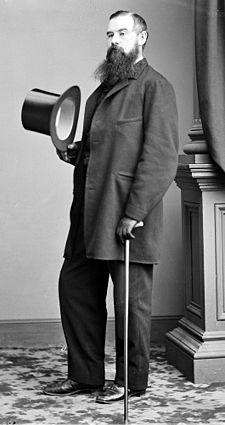 Charles Godfrey Leland Main, Charles Godfrey Leland
