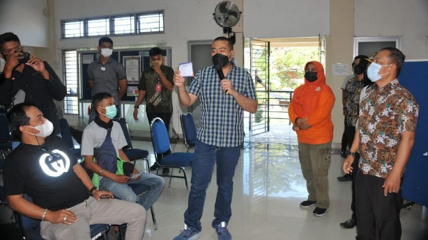 Wagub: Kabupaten Kota Sudah Menjerit Kehabisan Vaksin