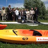 Inauguration départ des travaux du Projet de Vaires-sur-Marne