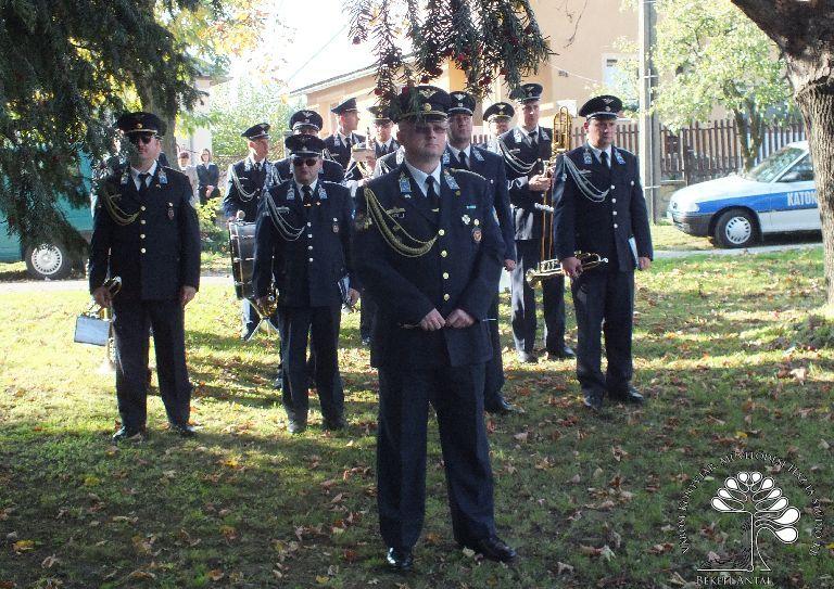 Mindannyiunk örömére -  Légierő Zenekar biztosította az ünnep zenei részét.JPG rel=