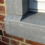 4 - Chiselled door sill and jamb