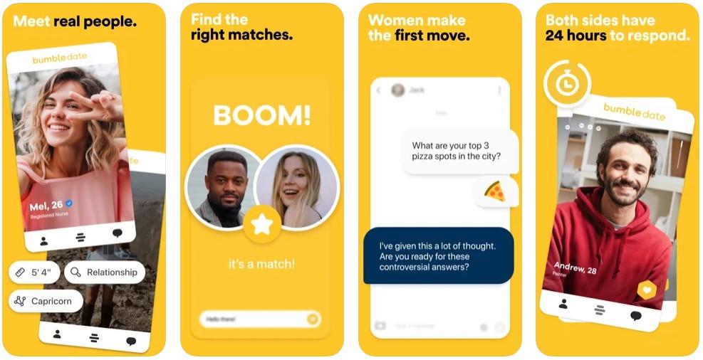 Bumble - Dating & Meet People