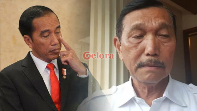 Luhut Bongkar Curhatan Jokowi yang Galau dengan Nasib Kalangan Bawah: Bagaimana Orang Ini Pak