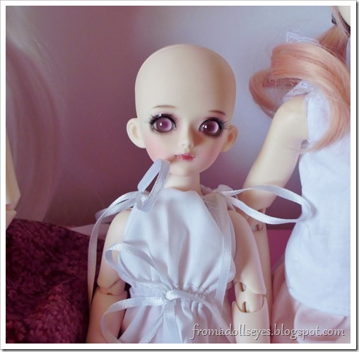 Is the doll possessed?
