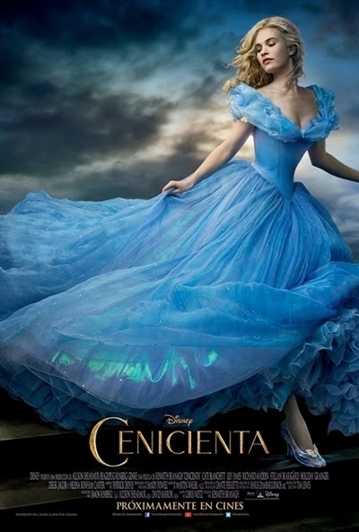Póster: Cenicienta (2015)