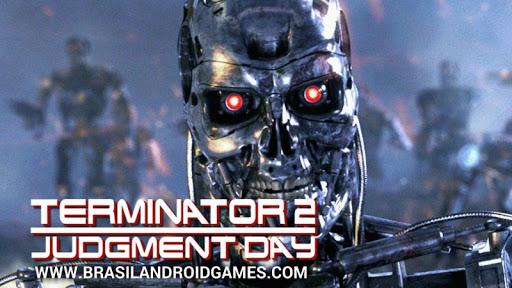 Terminator 2 Judgment Day Imagem do Jogo