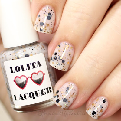 Lolita Lacquer Beady Eyes swatch