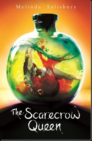 The Scarecrow Queen  (The Sin Eater's Daughter #3)