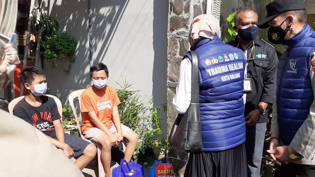 Polresta Malang Kota Turunkan 17 Psikolog, Pendampingan Trauma Healing Bagi Pasien Covid-19
