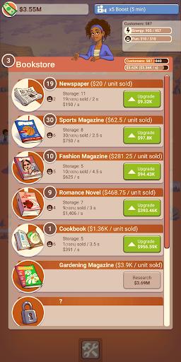 Idle Tycoon: Shopkeepers filehippodl screenshot 3
