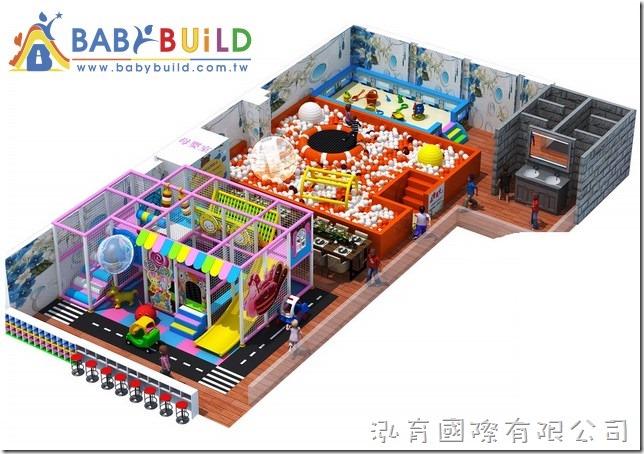 BabyBuild 親子餐廳設計規劃
