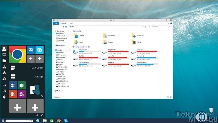 Windows 10 Transformation Pack Full v5.0
