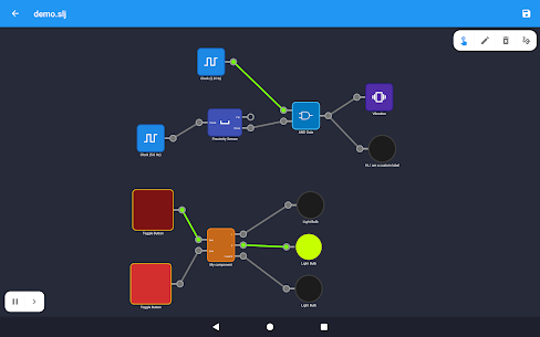 Smart Logic Simulator Premium Apk [Premium Features Unlocked] 8