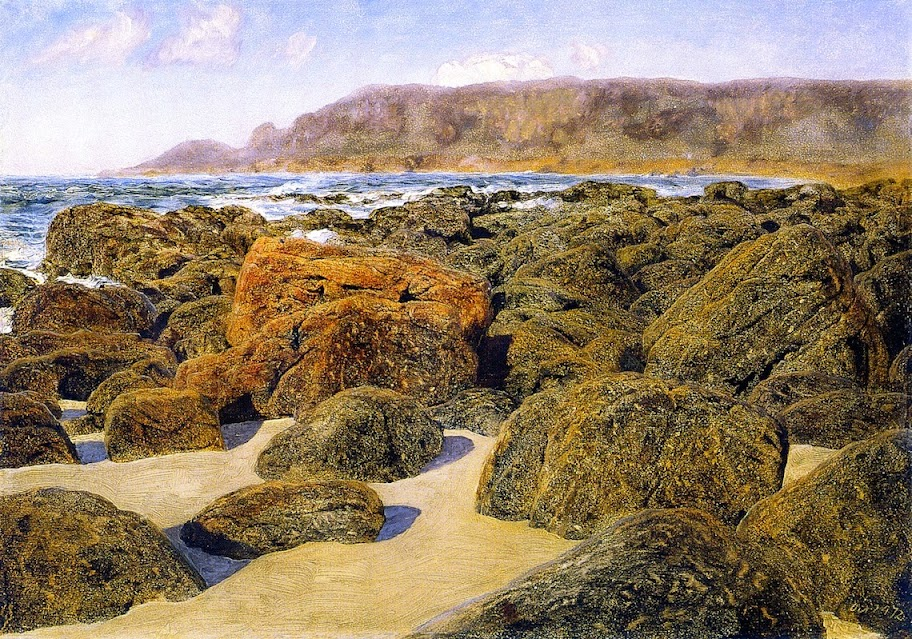 John Edward Brett - Cape Cornwall from Whitesand Bay