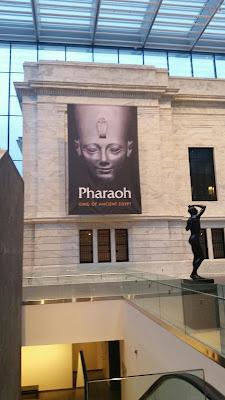2016 Centennial Exhibition, #PharaohCMA, Cleveland, #ThisisCLE