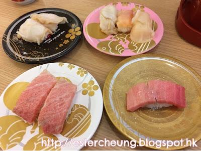 【關西鐵道遊】來自北陸。金澤。新鮮美味的壽司 ♥ もりもり寿し Mori Mori 迴轉壽司 ...