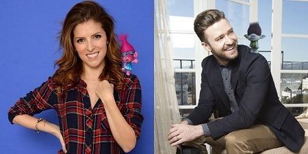Anna Kendrick and Justin Timberlake - Trolls