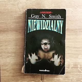 Guy N. Smith Niewidzialny
