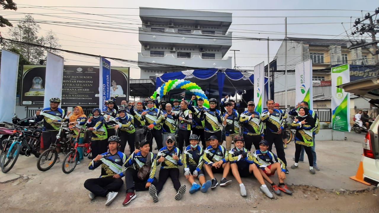 Porseni Bpjs Ketenagakerjaan Sumbagsel 2019 Cetak Atlet Berprestasi Sriwijaya Radio