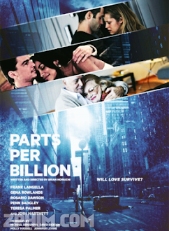 Thảm Họa Sinh Học - Parts Per Billion (2014) Poster