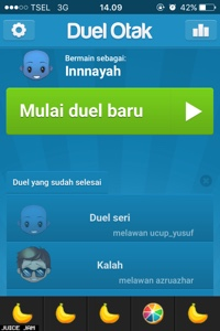 duel otak, game, review