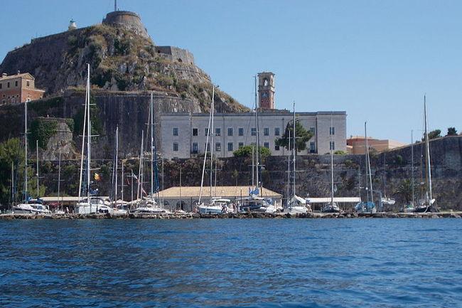 Corfu-isla-griega