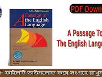 A passage To The English Language (Part 5) PDF
