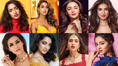 Top 10 Most Beautiful Indian Actress In 2021
