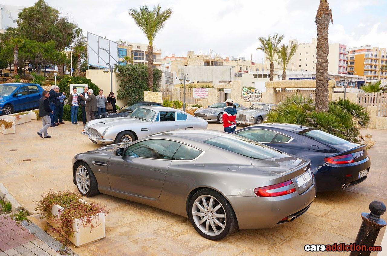 aston martin owners club malta branch - carsaddiction
