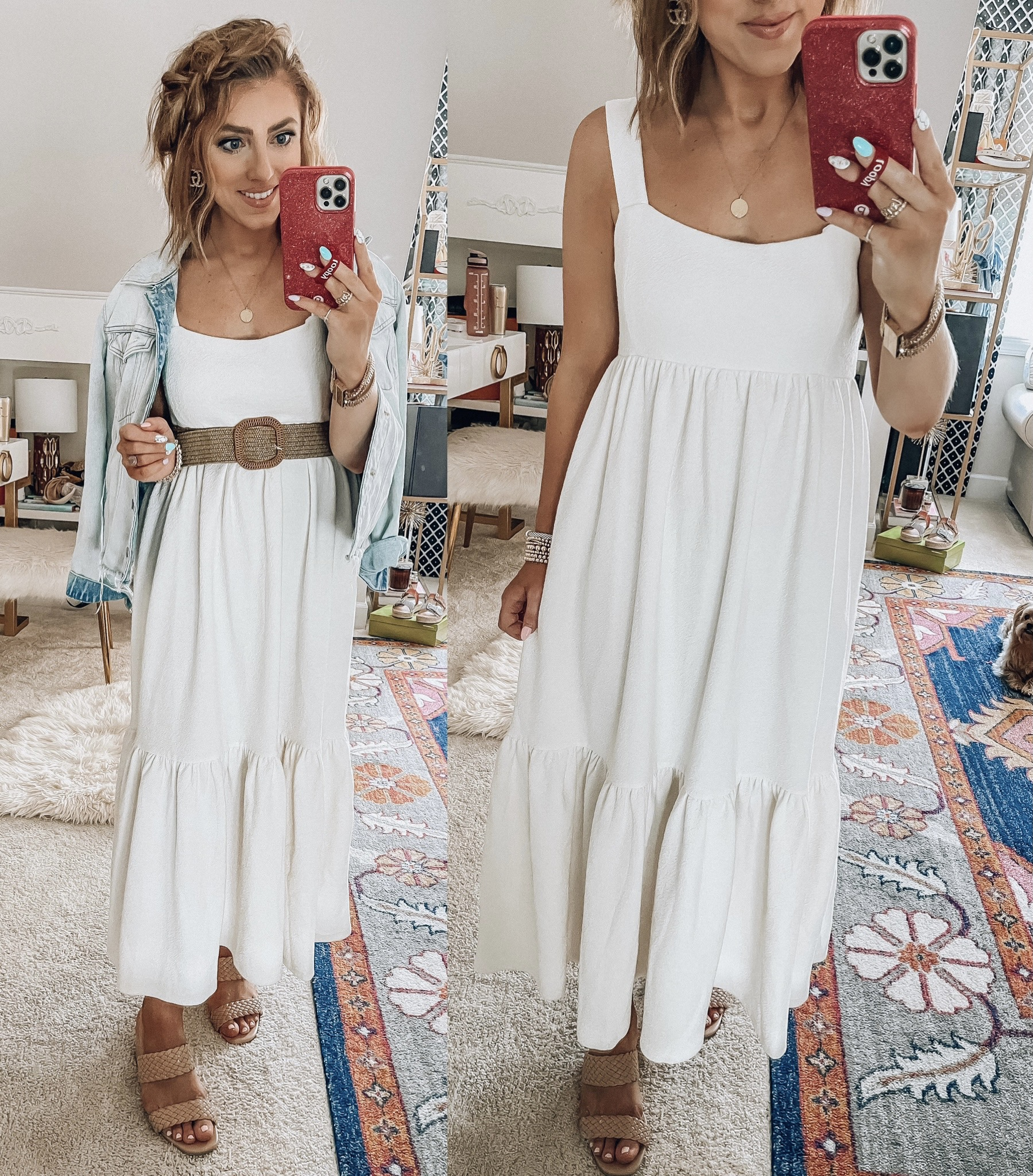 Recent Walmart Fashion Finds for Spring - Something Delightful Blog #walmartfashion #spring21fashion #affordablefashionfinds