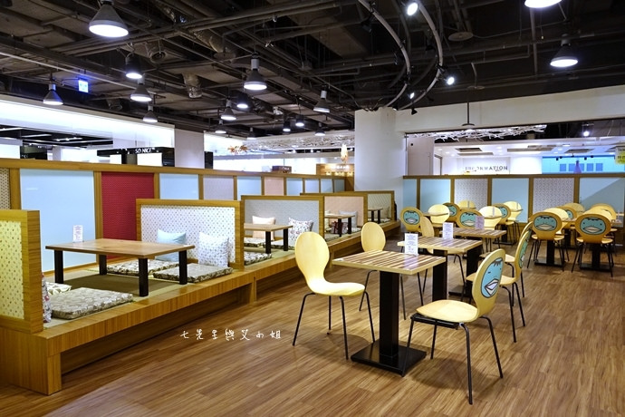 12 阿朗基阿龍佐咖啡廳 板橋環球店 日式茶屋風