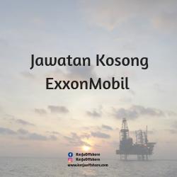 Jawatan Kerja Kosong ExxonMobil