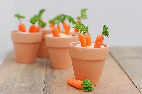 Giống cà rốt tí hon