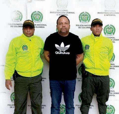 César Emilio Peralta es señalado de asesinar a un recluso durante riña en cárcel colombiana