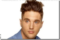 Tousled Hairstyle for Men