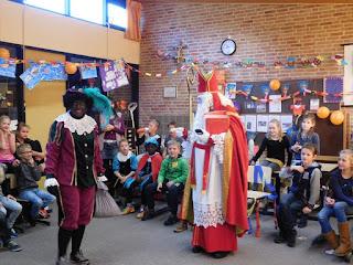 Sinterklaas groep 5 t/m 8