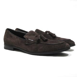 Prada Tassel Loafers