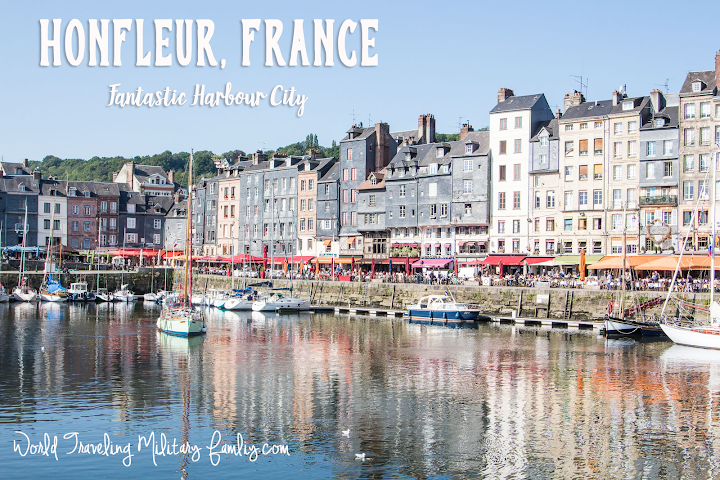 Hongfleur, France - Fantastic Harbour City
