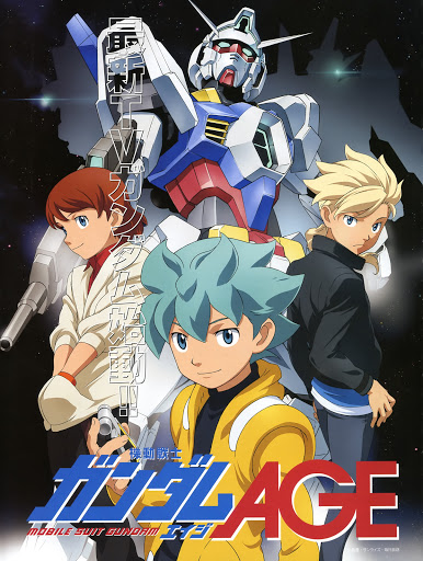 Mobile Suit Gundam Age Vol.3