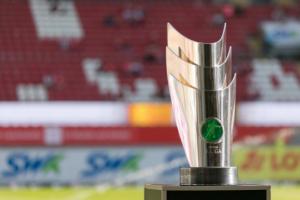 Campeões da 3. Liga, a terceira divisão do Campeonato Alemão Masculino