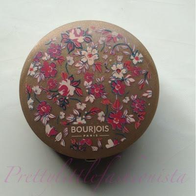 Bourjois Eyeshadow in Tabac Blond