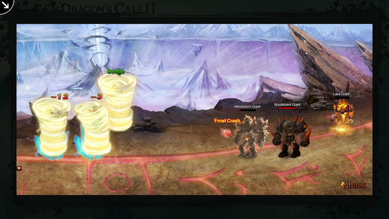 Một số hình ảnh về webgame Dragon's Call 2 - Ảnh 39