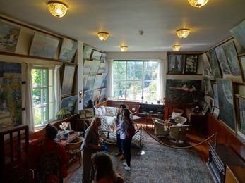 2017.05.15-041 dans la maison de Claude Monet