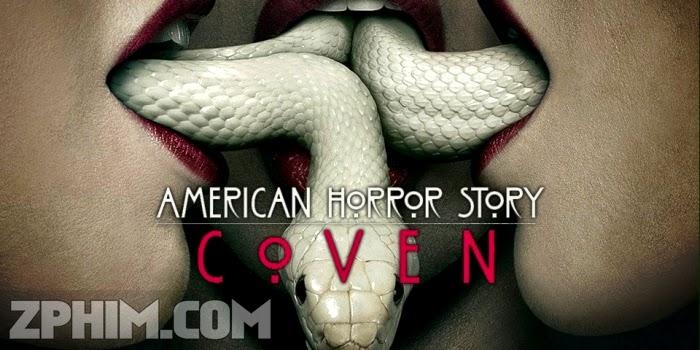 Ảnh trong phim Chuyện Kinh Dị Mỹ 3: Hội Phù Thủy - American Horror Story Season 3: Coven 1